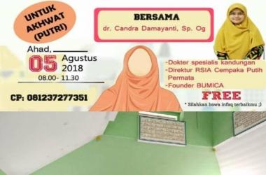 Pentingnya Premarital Education & Premarital Screening